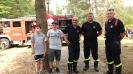 Udział naszych Strażaków na Dniu Dziecka w Kulach 09.06.2018 r.