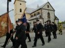Uroczysta Msza Św. z okazji święta Strażaków, 4.05.2020 r._17