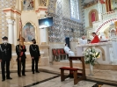 Uroczysta Msza Św. z okazji święta Strażaków, 4.05.2020 r._20