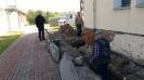 Prace wykonawcze na terenie Sanktuarium_110