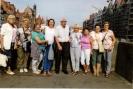 Rycerki emerytki odpoczywają nad polskim morzem