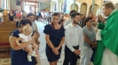 Rocznica chrztu św. i rocznica urodzin Hani Dybalskiej, 80 rocznica urodzin Janiny Broniszewskiej, 70 rocznica urodzin Elżbiety Związek