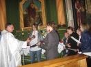 13. rocznica święceń kapłańskich ks. Piotra, 2010r.