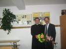 Zakończenie roku szkolmego w gimnazjum 2010