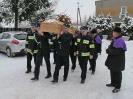 Uroczystości pogrzebowe śp. ks. Zygmunta Pilarczyka, 13 stycznia 2013 r.