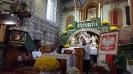 Klerycy w naszym Sanktuarium