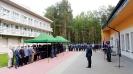 Otwarcie strzelnicy w Ośrodku Szkolenia Służby Więziennej w Kulach, 24.04.2018 r.