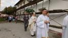 Poświęcenie figury MB z Lourdes, 28.08.2018